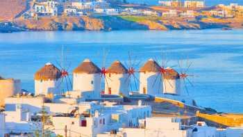Mykonos: Free Day