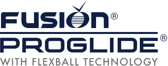 Fusion Proglide with flexball technology