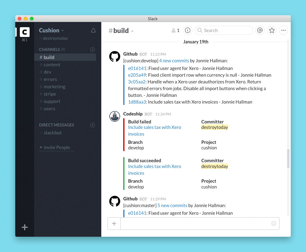 slack-for-notifications-build
