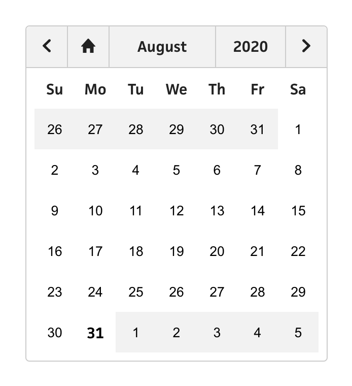 new-date-picker