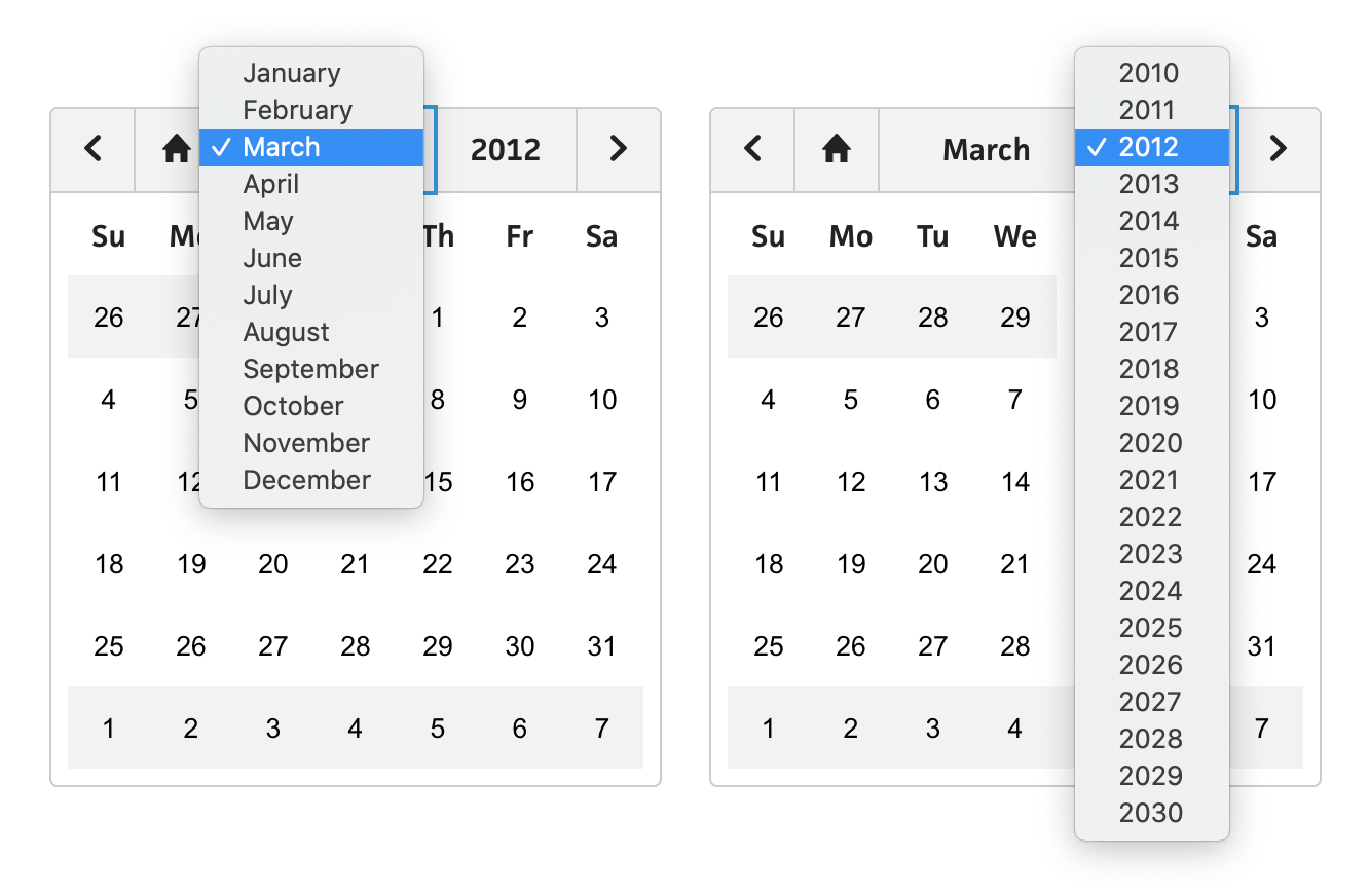 datepicker-month-select