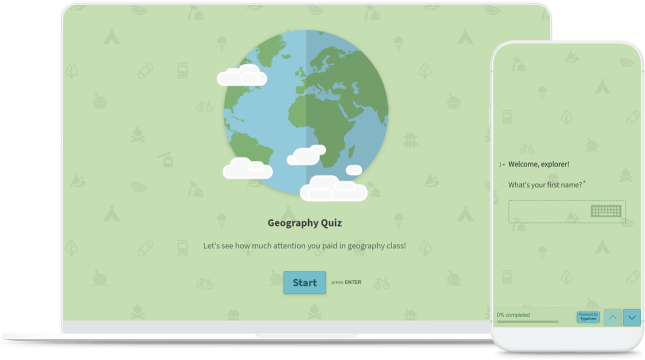 device geographic quiz