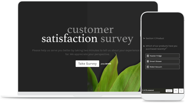 device customer sastifaction