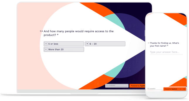 Client consultation form Device