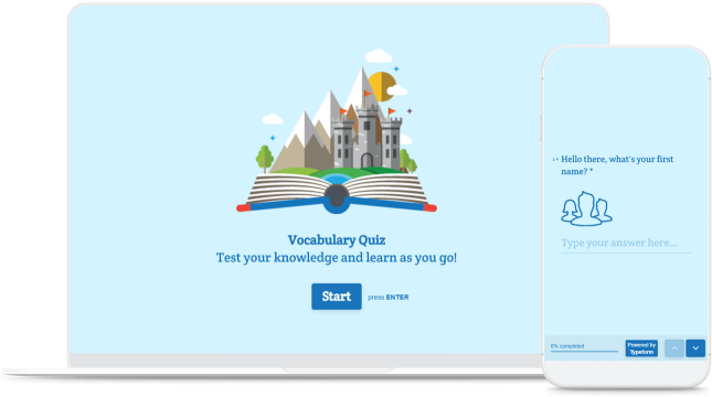 device vocabulary quiz