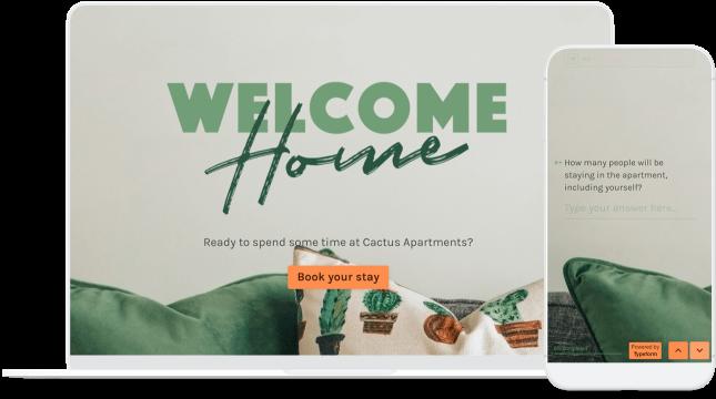 device rental application
