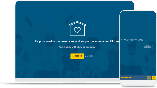 device online donation