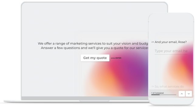 Free Online Quote Form Template—Great For Lead Generation