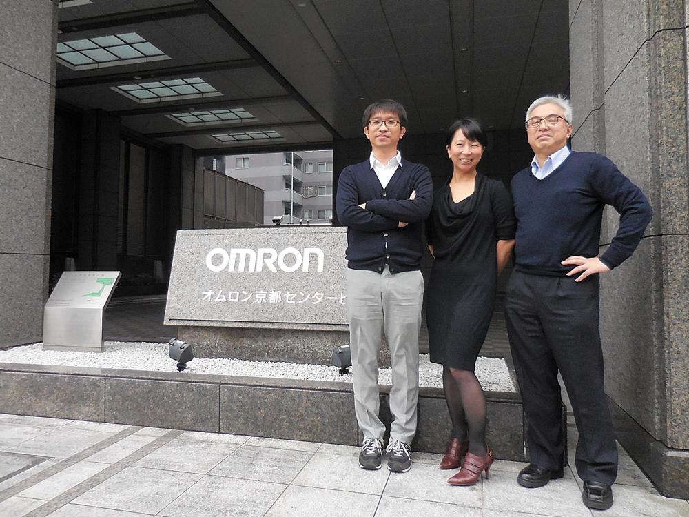 オムロンエキスパートリンク株式会社様 インタビュー写真