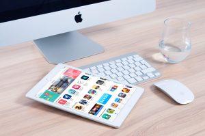 Macとタブレット