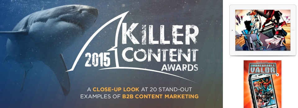 Killer Content Awards Panasonic