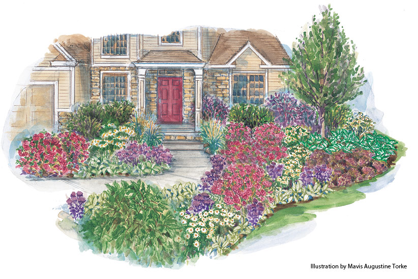 Multiseason beauty for the front of the home | Garden Gate on house foundation painting, house courtyards, house plants, house foundation construction, house foundation shrubs for landscape, house foundation excavation, house foundation soil, house foundation edging, house foundation art, house foundation materials, house foundation signs, house foundation grass, house foundation pond, house foundation rock, house foundation grading, house foundation drainage, house foundation gardening, house foundation sprinklers, house foundation equipment, house foundation screens,