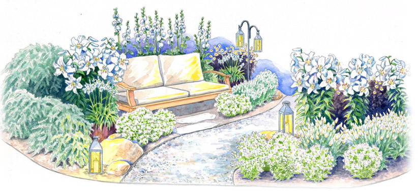 gp-moonlit-garden-lead: Illustration by Carlie Hamilton