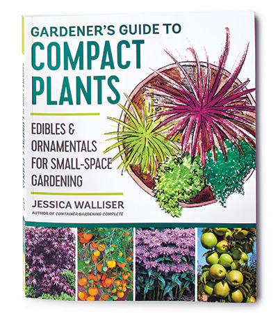 Gardeners guide to compact plants book cover