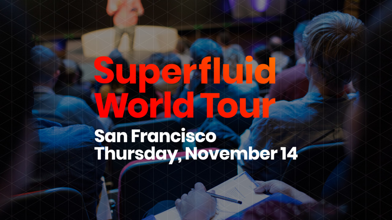 San Francisco World Tour with date