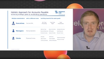 Overview of the Operational App for Accounts Payable - with Fresenius Kabi