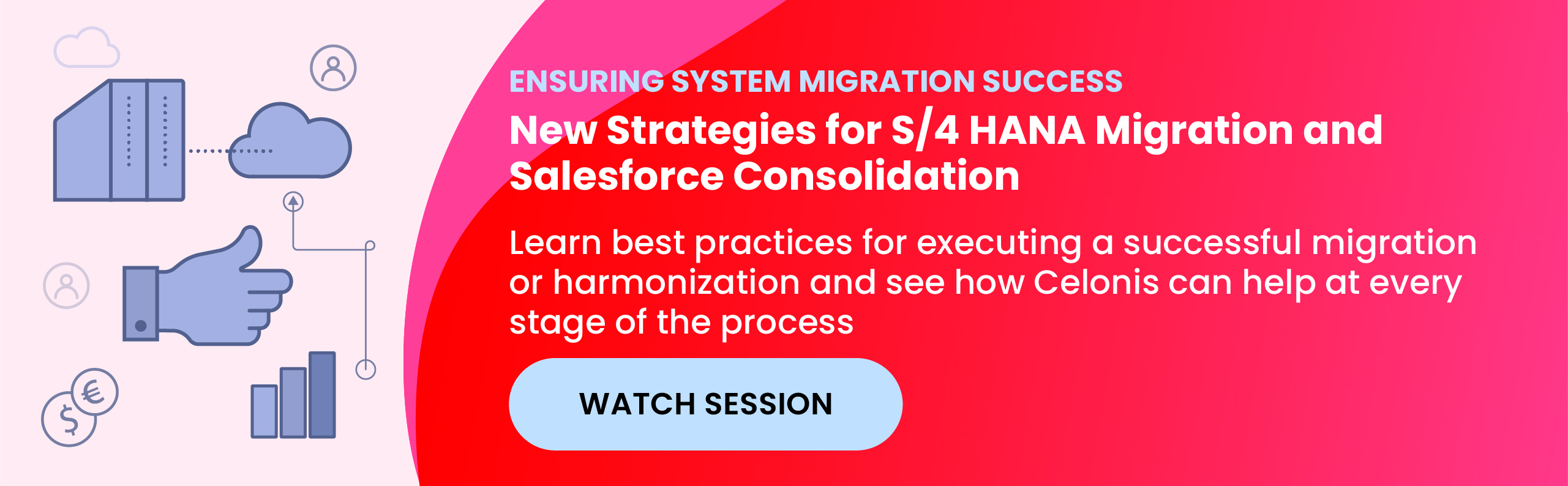 Ensuring System Migration Success: New Strategies for S/4 HANA Migration and Salesforce Consolidation