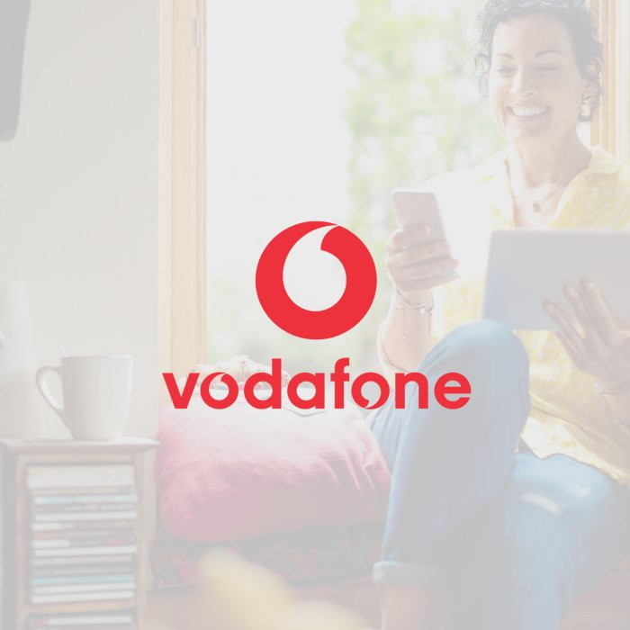 Vodafone video customer story