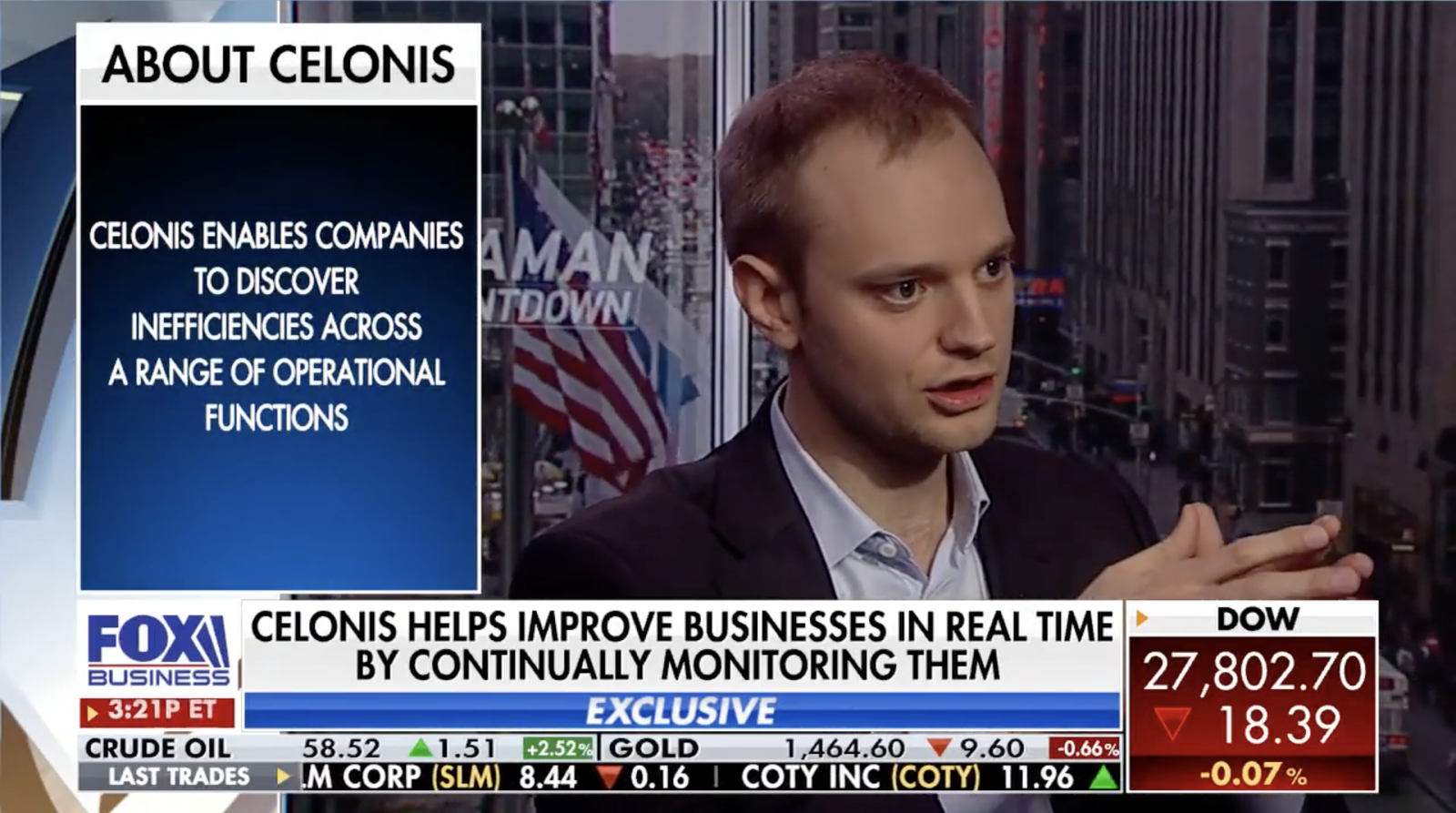Alex Rinke Fox Business