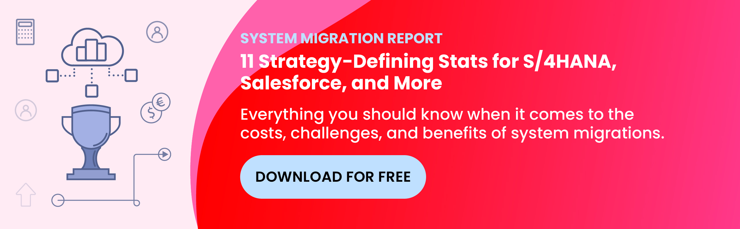 11 Strategy-Defining Stats for S/4HANA, Salesforce, and More