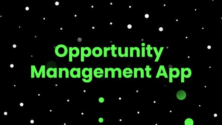Opportunity-Management-App