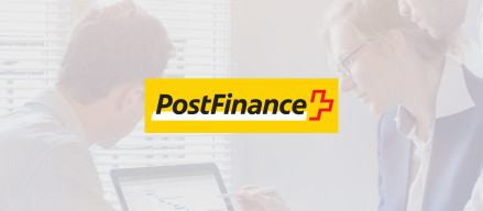 PostFinance customer story page