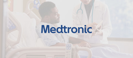 Medtronic customer story page