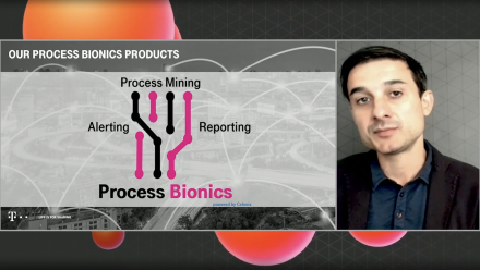 Deutsche Telekom - Becoming a Data-Driven Company Using Process Mining