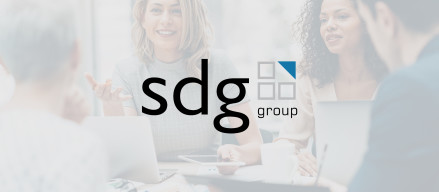SDG Group customer story page