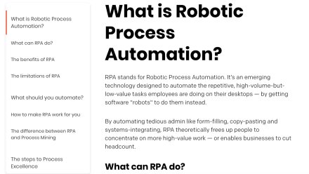 RPA and Process Mining - preview image