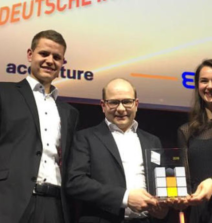celonis german innovation award 2019