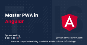 Master PWA in Angular logo