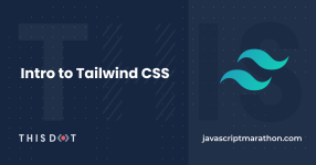Intro to Tailwind CSS logo