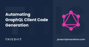 Automating GraphQL Client Code Generation logo