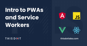 Introduction to PWAs and Service Workers logo