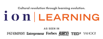 Ion learning logo