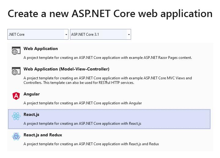 new-web-app-templates