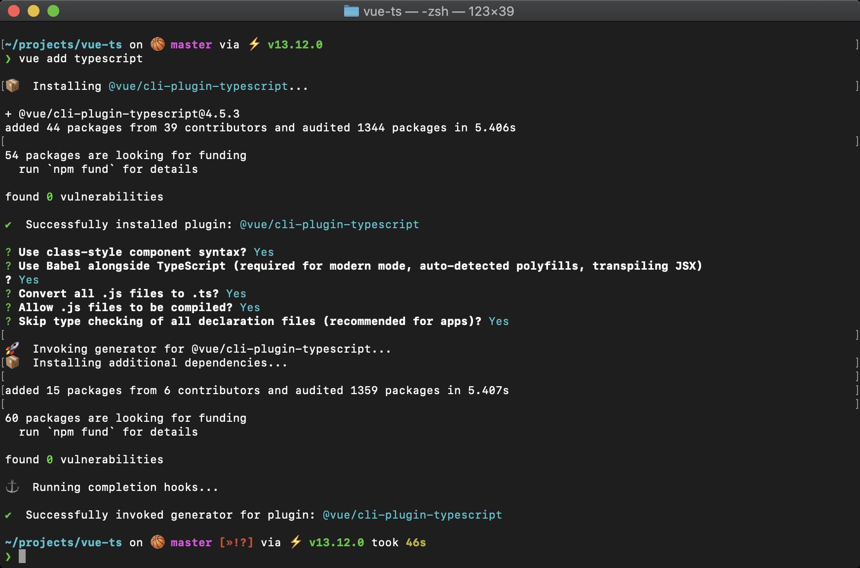 agregando-typescript