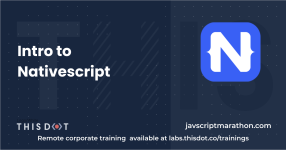 Intro to NativeScript logo