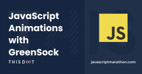 JavaScript Animations with GreenSock  logo