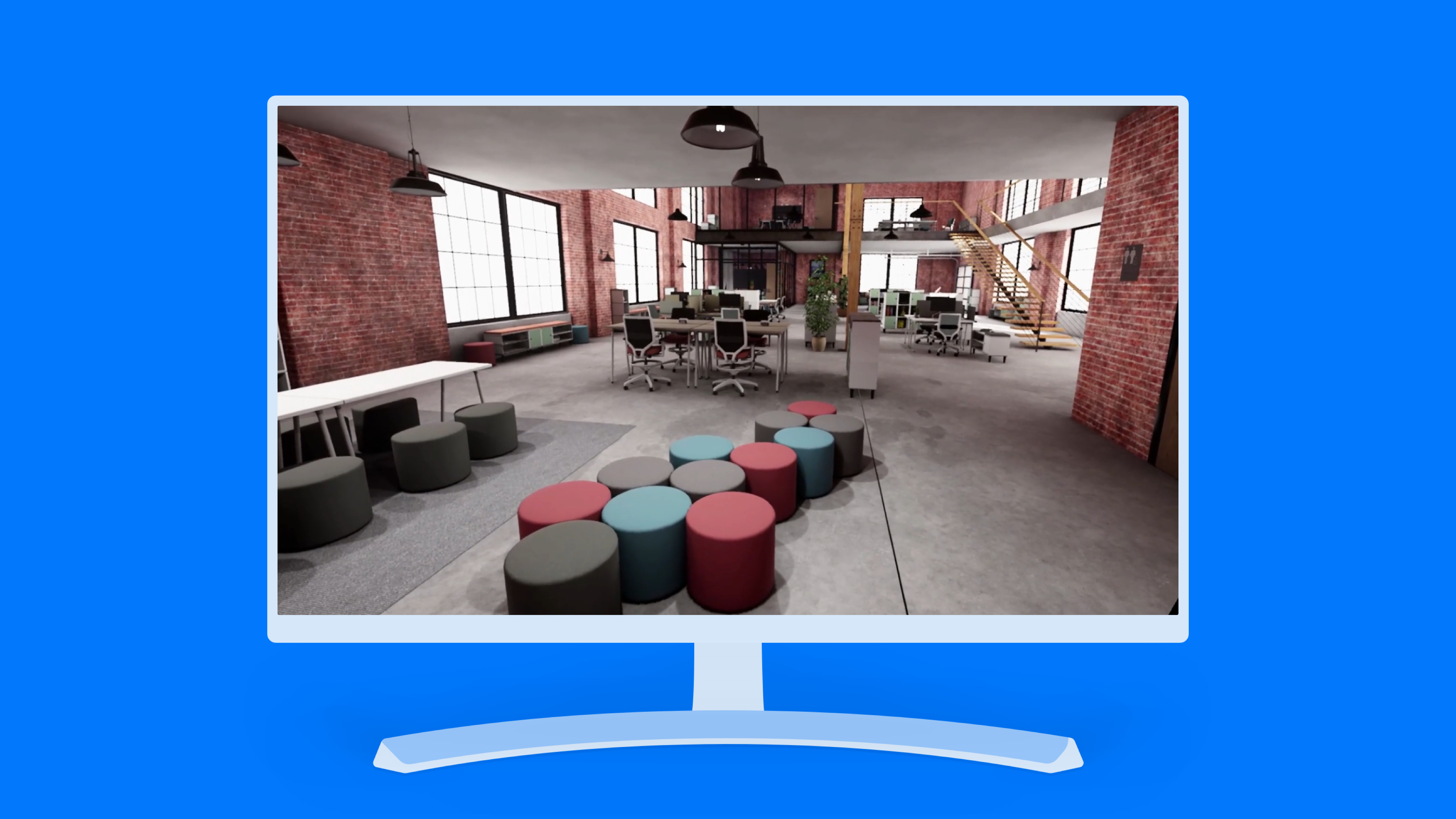 VR showroom