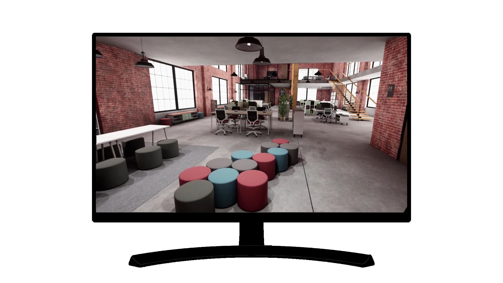VR-showroom