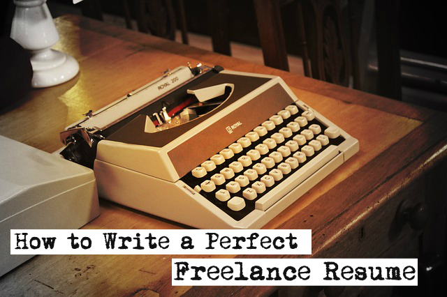 how-to-write-freelance-resume
