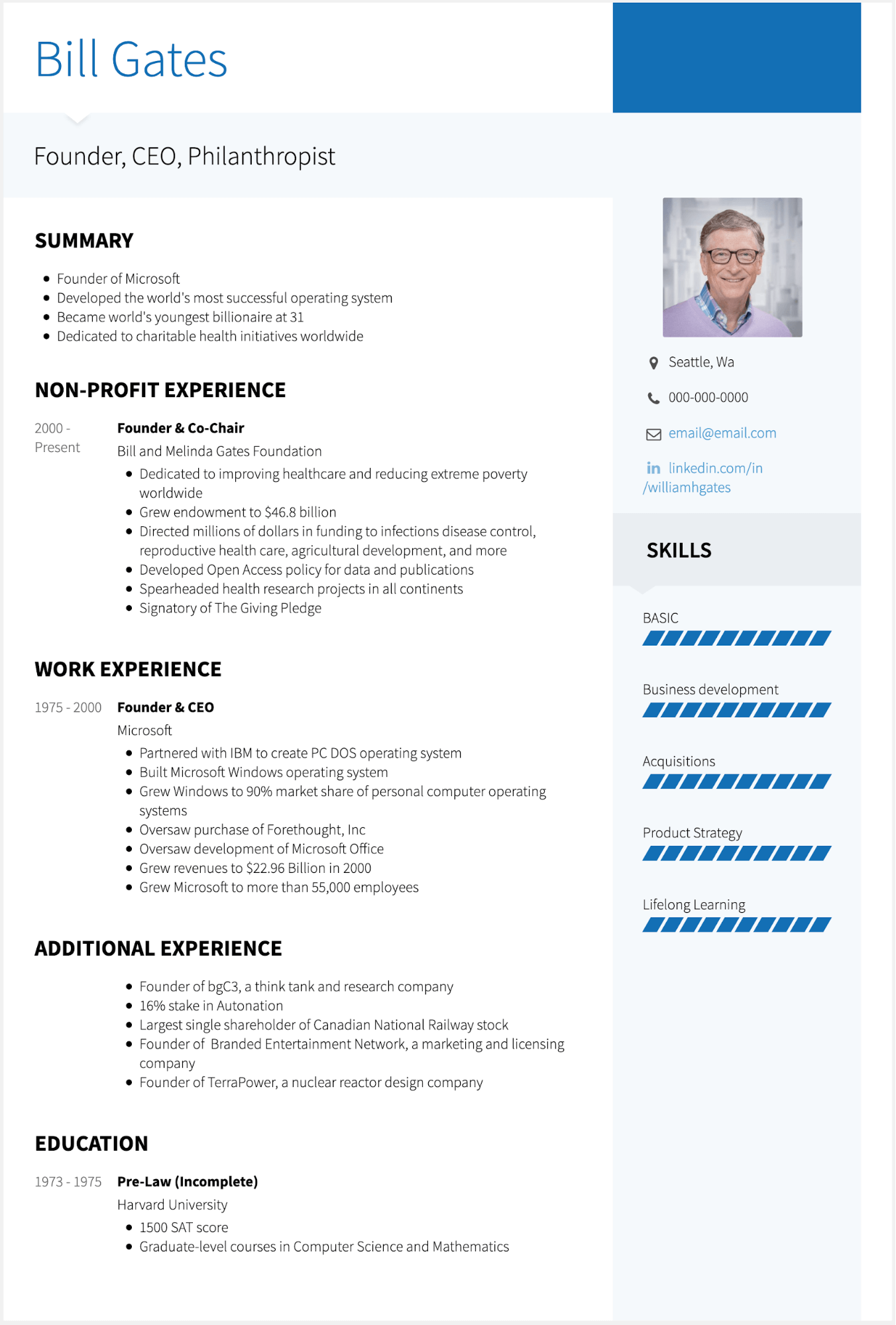 bill-gates-resume