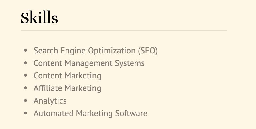 resume-basics-skills