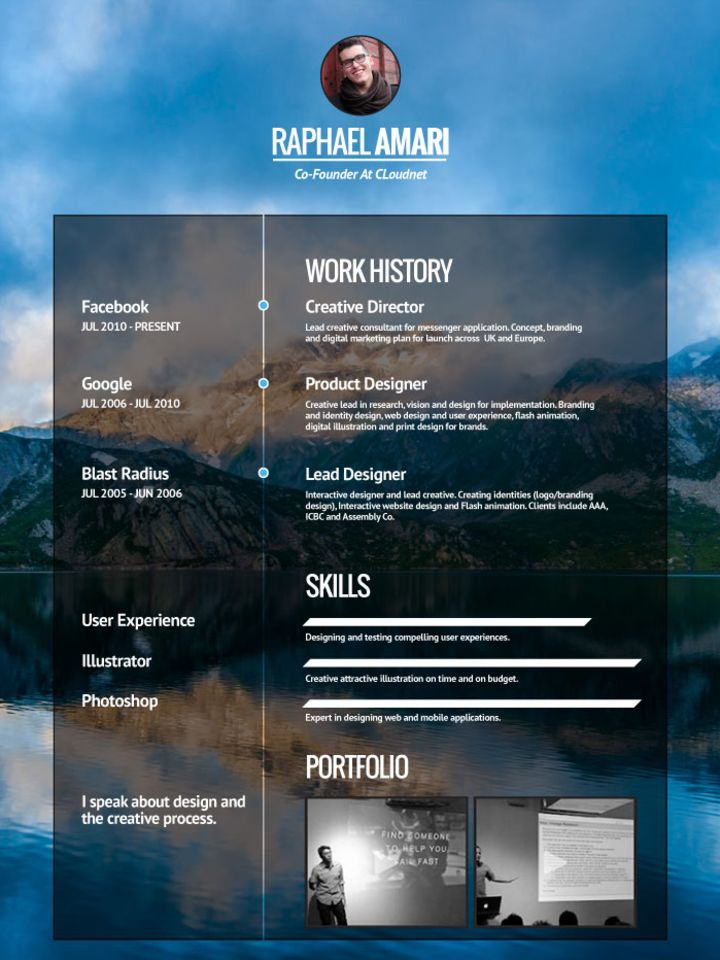 CV Template Creative-Director01 1