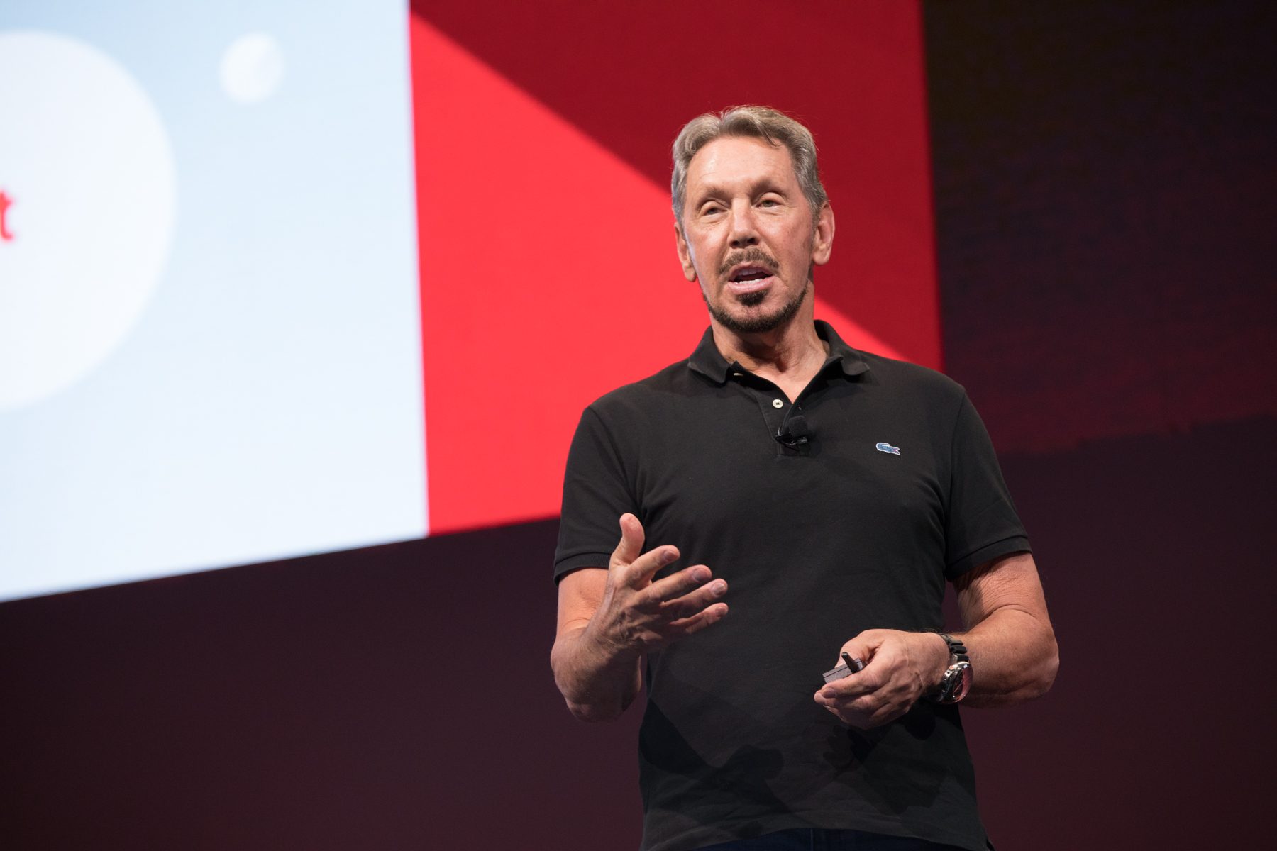 Kosmos welcomes Larry Ellison as an investor to its Davis Cup reform project