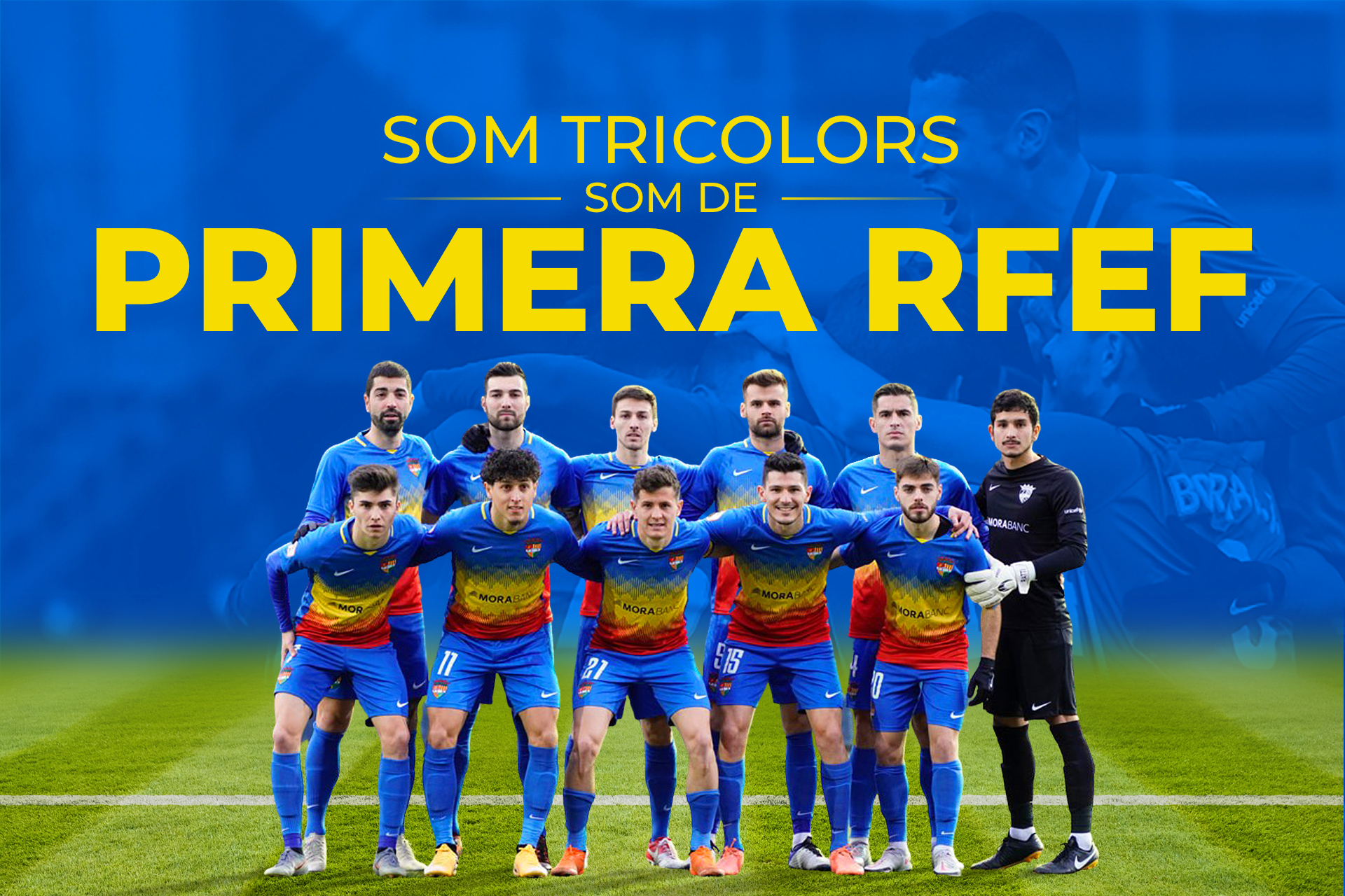 Another milestone in the history of FC Andorra: the RFEF First Divisionfeluz