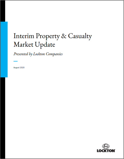 Property & Casualty outlook mid-year 2020