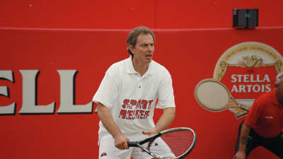 sportrelief 2002 tonyblair tennis